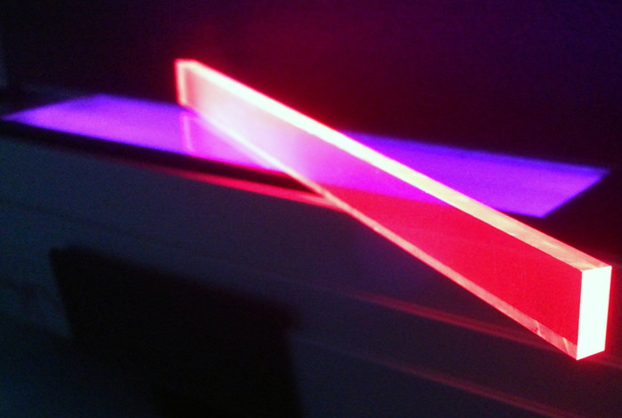 Solar Cell Material Can Absorb Light During the Day and Emit Light at Night