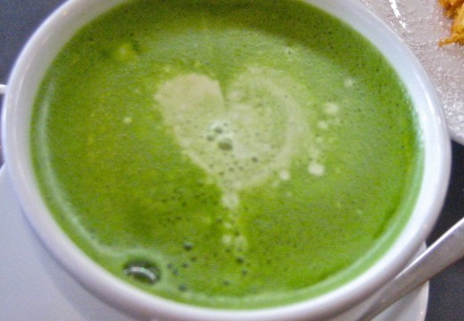 Drink Matcha Tea and Get Relieved