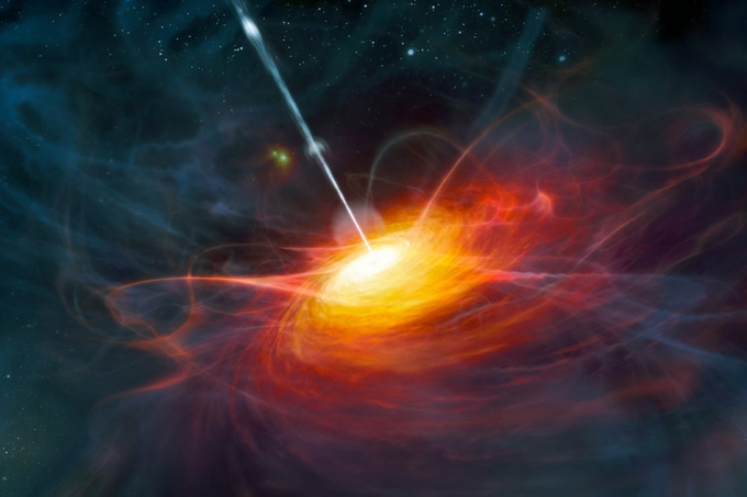 American Scientists Explain The Mysterious Quasars Main Sequence