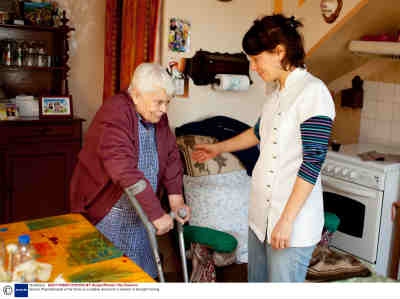 Benefits Of Homecare Reablement Teams