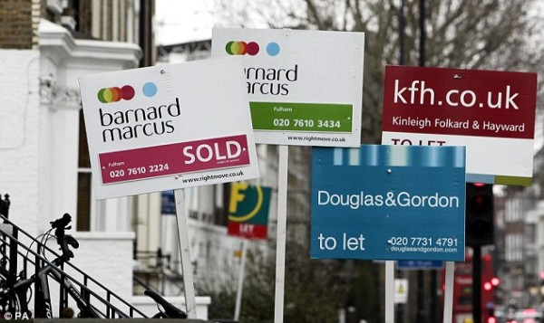 London Property Market Experiences A Dip In Confidence