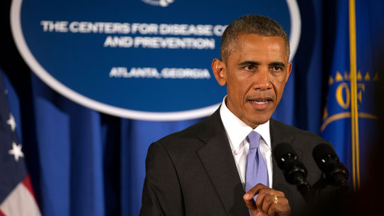 Obama Urges World Powers To Accelerate The Response To Ebola