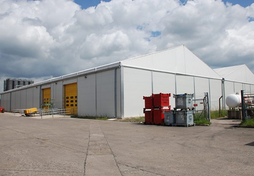 Onsite Vs Offsite Temporary Warehouses