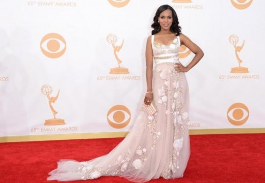 Red Carpet Fashion At The Emmys