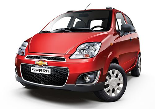 Chevrolet Spark – A Spark On The Road