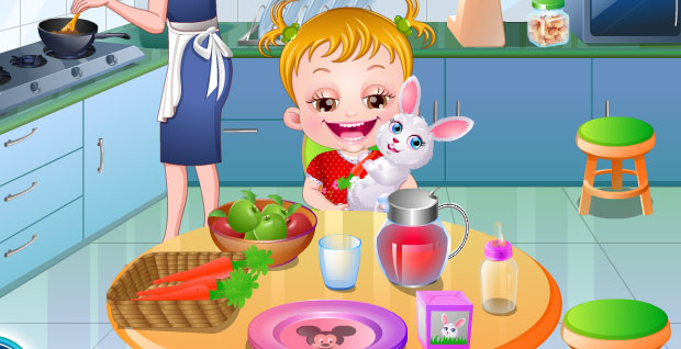 Facts About The Online Baby Hazel Games