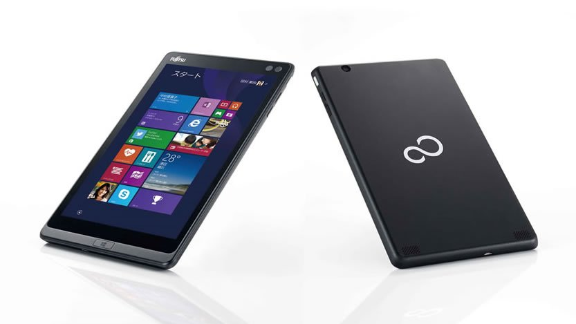 Fujitsu Announced Windows 8.1 With Bing Solution 2 Pretty Expensive Tablets