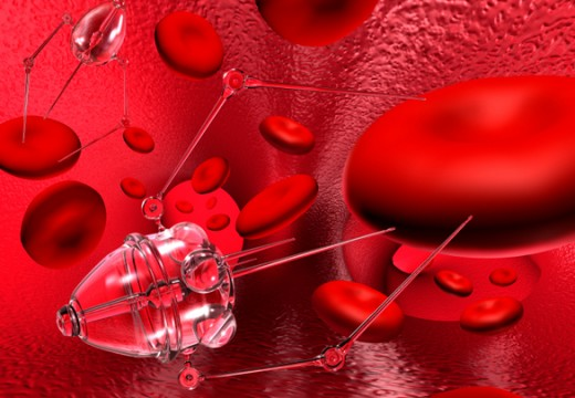 Google Nanobots: To Seek Out Cancerous Cells