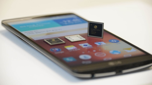 LG G3 Screen Goes Official With NUCLUN Octa-Core Processor
