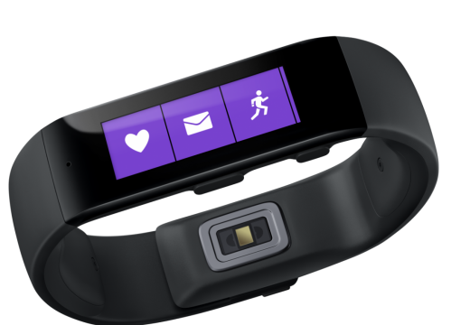 Microsoft Officially Released Fitness Band That Tackles Health