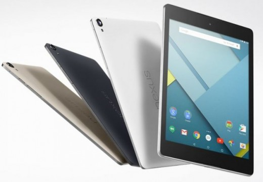 Specifications and Comparison Of Apple iPad Air 2 and HTC Nexus 9
