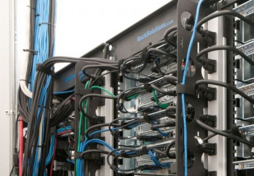 The Magically Mundane World Of IT Cable Management Done Right