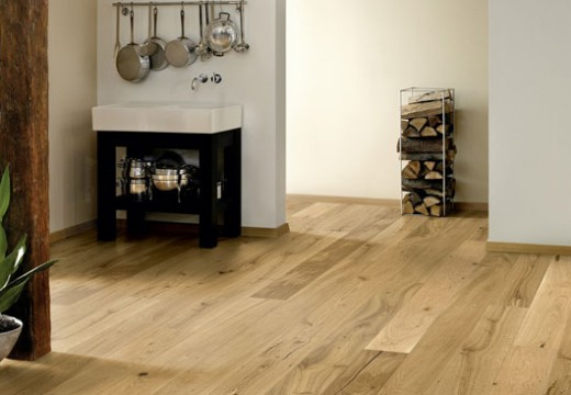 Selection Method For Different Flooring