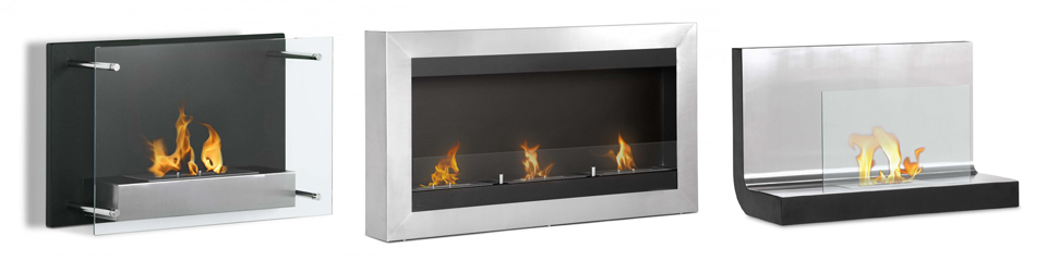 WALL MOUNTED FIREPLACES – Premium Wall Decor