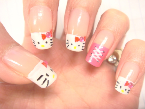 Designs For Long Nails