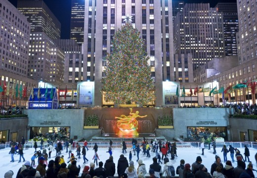 The Best Places To Celebrate Christmas In The World
