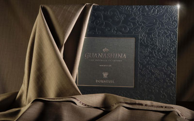 Guanashina – Suiting Fit For A King?