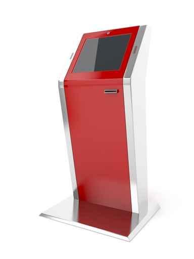 CommBox Interactive Kiosk