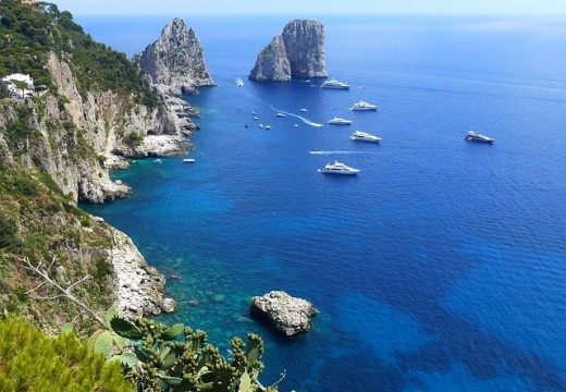 An Italian Paradise: The Best Of The Amalfi Coast