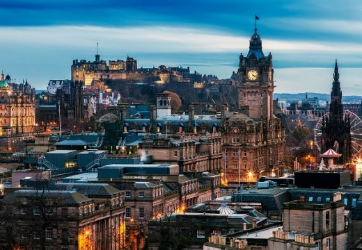 Edinburgh: Top 5 Reasons To Visit