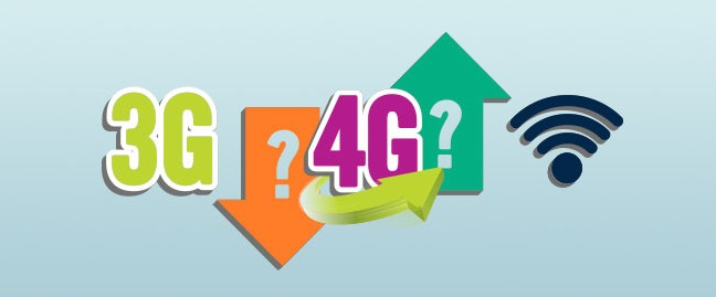 What Does Mean G, E, 3G, H + and 4G On Your Smartphone Screen?