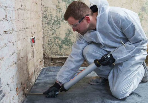 What To Do When You Come Across Dampness At Your Place?