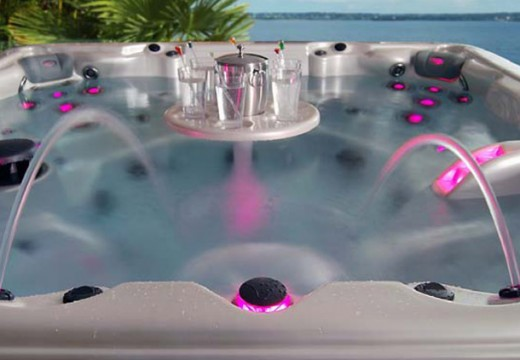 Hot Tubs; A Boost For Anyone With Cancer
