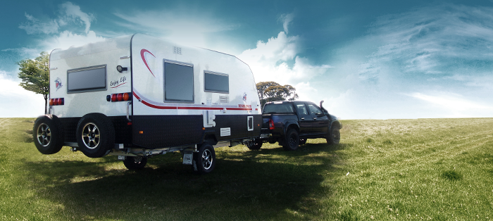 A Closer Look At The Construction Of Offroad Caravans