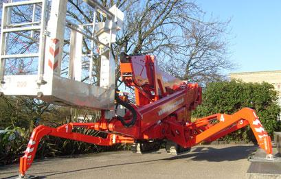 What Makes A Spiderlift Better Than Other Powered Access Platforms?