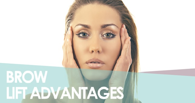 Why The Long Face? Rejuvenate Your Look With A Brow Lift