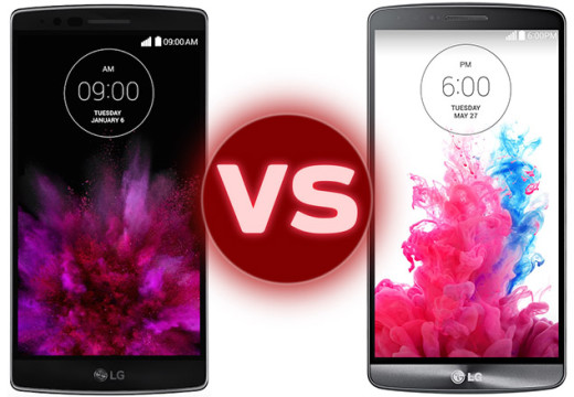 Lg G Flex 2 Vs Lg G3: Specifications Comparison