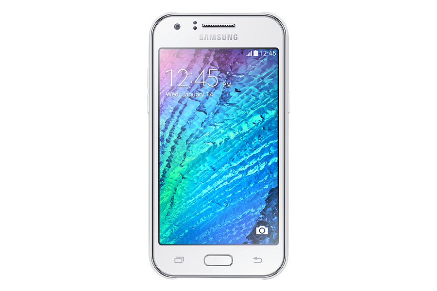 Samsung Officially Presents Galaxy J1 , The First Of A New Range Devices