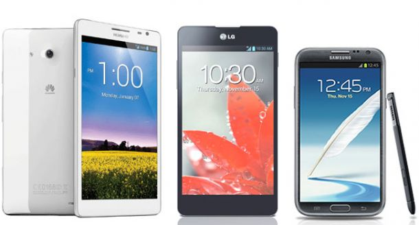 Smartphones With Big Screens Will Be Big In 2015