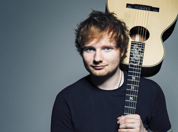 Ed Sheeran – The Cutest Singer