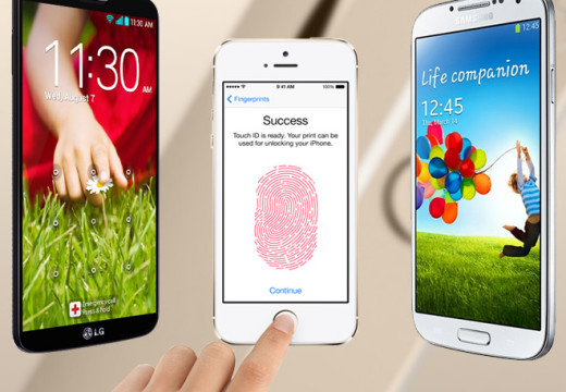 LG, Samsung and Apple In Cut Throat Race With Flagship Phones This Year