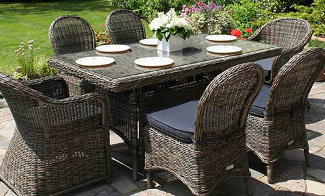 Taking Advantage Of Your Rattan Garden Furniture