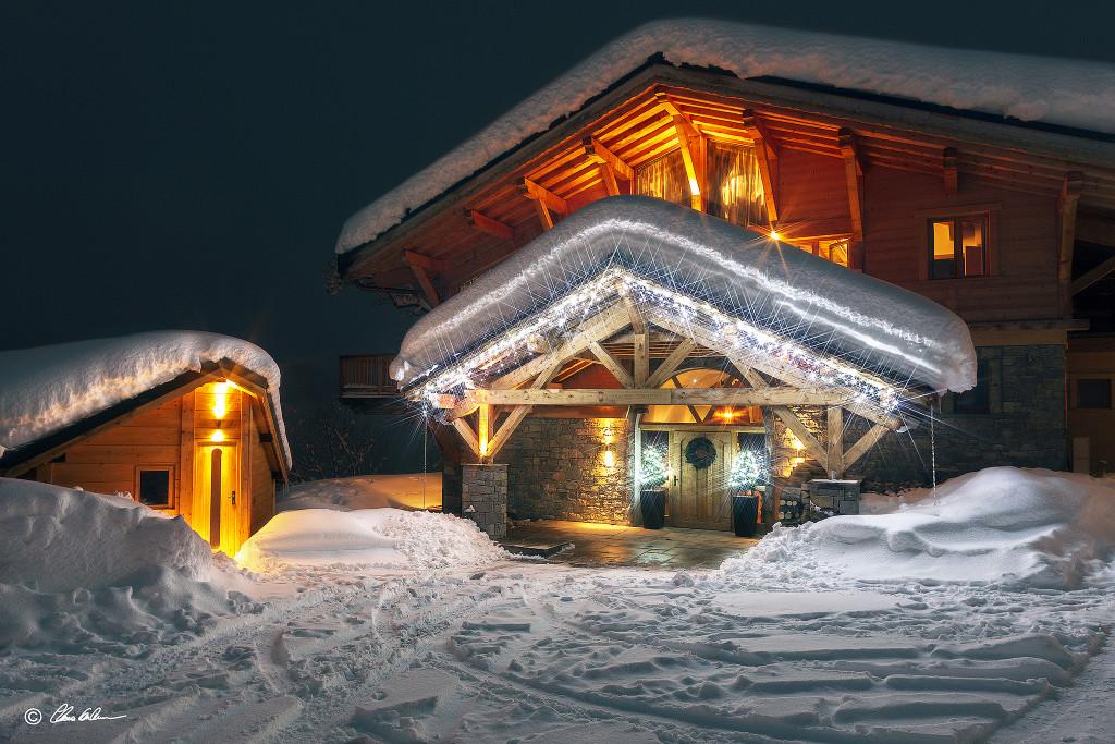 Additional Benefits Find At Alpine Infusion Luxury Chalets