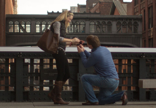 Why Proposing On Valentine's Day Is Too Cliche'