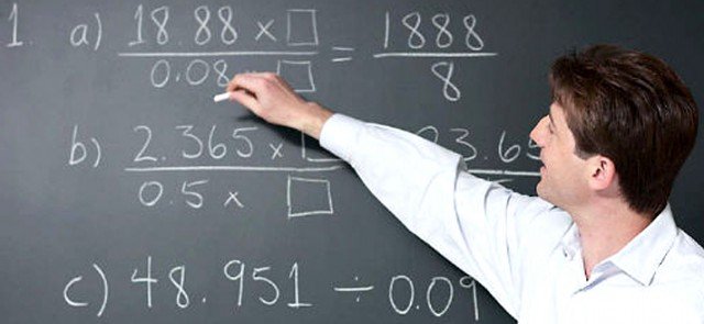 Tips For Teaching Math To Your Child