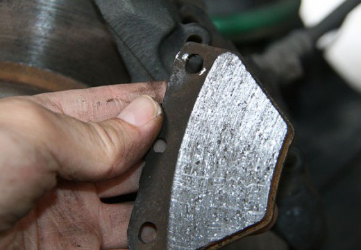 Changing Your Vehicle Brake Pads