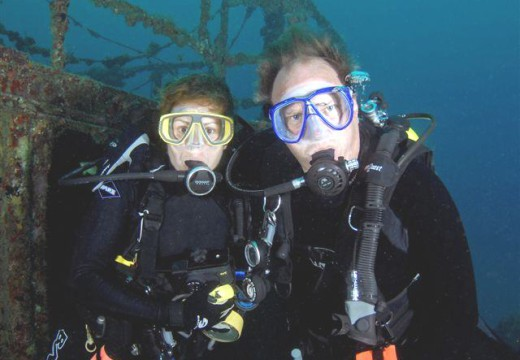 Scuba Diving : Are You In Too Deep?