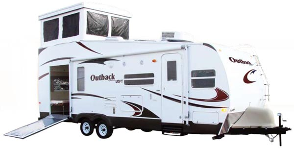 Gone Camping: A Basic Guide for Choosing a Travel Trailer