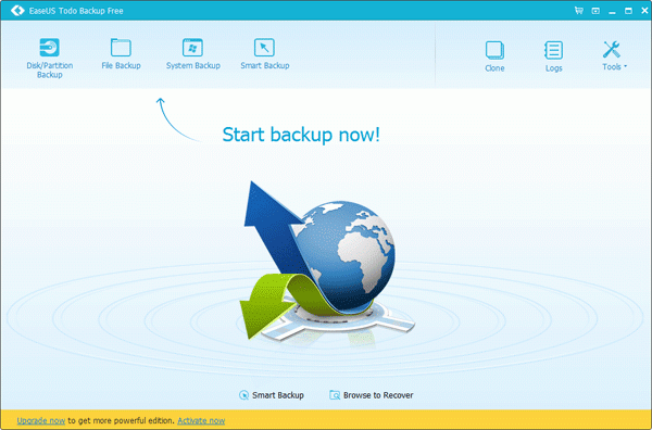 EaseUS Backup Software Is Perfect For Data Recovery