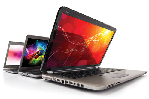 Amazing Multitouch and High Configuration Laptop