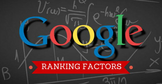 5 Signals That Google Considers Before Ranking Your Pages