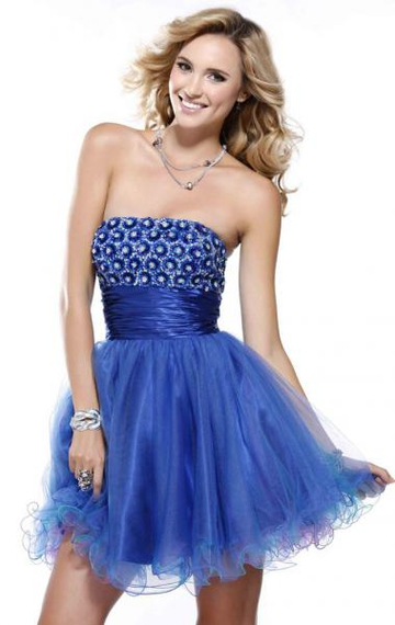 A Look At New Prom Dresses You Need Online