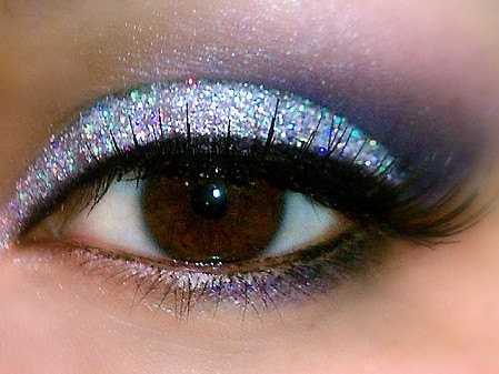 Eyeshadow & Glitter Eyeshadow