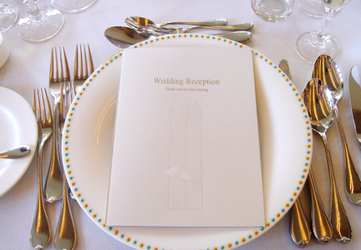 Planning A Successful Wedding Menu