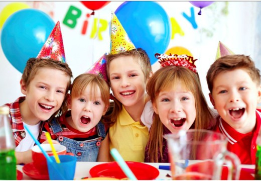 Useful Planning Tips For Childrens Parties