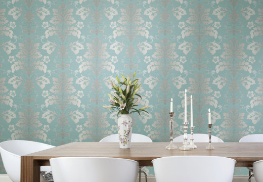 A Renter's Best Friend: How To Use Temporary Wallpaper